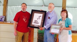 Conservationist Award 2015
